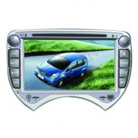 China 5.0 inch touch screen car gps and reverse camera with bluetooth AV-IN and FM wholesale