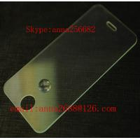 China Iphone 5/5s glass screen protector wholesale
