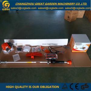 China Husqvarna 143R Straight Shaft 2 Strokes OEM Brush Cutter Gasoline Grass Trimmer on sale