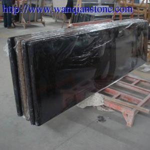 China Absolute black Granite countertop wholesale