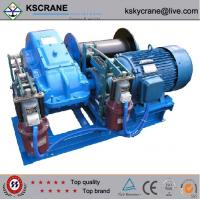 China JM Heavy Duty 30ton Electric Winch With Double Brake, Anchor Electric Winch wholesale