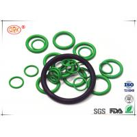 China Colorful FKM O Rings High Pressure  Food Grade Outstanding Chemical Resistance on sale