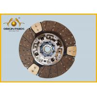 China ISUZU Clutch Disc 430*10 1312408651 CYH 6WF1 Metal Material High Precision wholesale