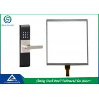 China Film Glass ITO Touch Panel Digital Resistive Bright Scratch Resistant 3.8