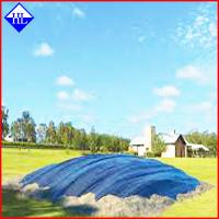 China Biodegradable Heavy Duty Non Woven Weed Control Fabric PP Black / White Color wholesale