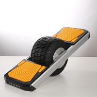 China Trotter 10 Inch Sport One Wheel Balancing Skateboard With Powerful Motor wholesale