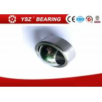 China Steel Radial Ball Joint Bearings GEM 40 ES - 2RS For Machinery , 40 * 62 * 38 Mm wholesale