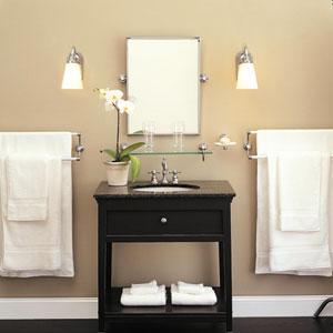 China Good quality Kitchen Bathroom Wall Lamp KL-KBO2 13w/26w/32w wholesale
