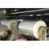 China Excellent Printing Adaptability Biodegradable Packaging PLA Plastic Film For Label Shrink Sleeves wholesale