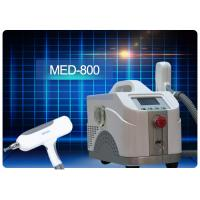 Wavelength 1064nm & 532nm Mini and smart Q-Switched ND YAG Laser Tattoo Removal Machine