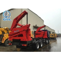China CVMQH37A Container Side Loader China 37 Ton New Side Loader Container Trailer  Container side loader MQH37A have se wholesale