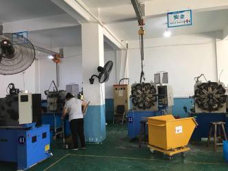 Zhejiang Lisheng spring co.,ltd