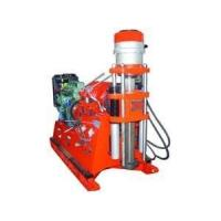 China Vertical Shaft Rotary Core Drill Rig , Geological Core Drilling Machine wholesale