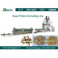 China Tsp Extruding Machine/ soybean Protein Line /soya Protein Chunk Extruder wholesale