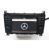 China Bluetooth Car DVD Sat Nav Mercedes Benz W203 800 x 480 Pixels wholesale
