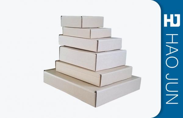 Quality Promotional Corrugated Cardboard Boxes Paper Shipping Boxes For Light for sale