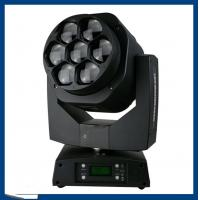 Buy cheap 7 X15w Led Zoom Moving Head Beam Light Clay Paky Bee Eye For Home Party Disco from wholesalers