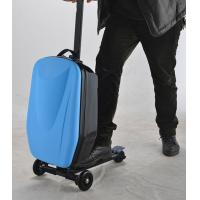 China Funny and labor saving folding scooter trolley luggage from China wholesale