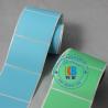 China Zebra  SNBC SATO barcode printer use waterproof feature custom blank adhesive label thermal paper wholesale
