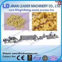 China Corn Puffed Expanded Snacks Food Making Machine industrial machines manufacturer wholesale