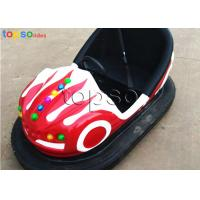 China Vintage Electric Bumper Cars / DC24V Battery Bumper Cars  Low Voltage wholesale