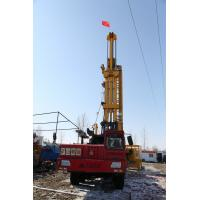 China 100 Ton Air Drilling Rig For Mine Rescue , Shallow Petroleum CMD100 wholesale