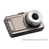 Buy cheap Metal HD 1080P Car Black Box Recorder With Motion Detection , CMOS Sensor from wholesalers