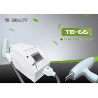 ISO CE Approved Beauty Machine Portable Nd Yag Laser Tattoo Removal Machine