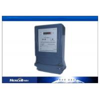 Buy cheap DTS1088 Three Phase Power Meter  / Electronic Watthour Meter IEC62053-21 Standard from wholesalers