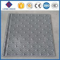 China Cross-Flow Cooling Tower Fill, PVC Cooling Tower Fills Packing wholesale