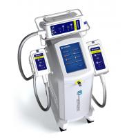 Buy cheap Safety Cryolipolysis Body Slimming Machine , Ice Cooling Fat Freezing Equipment from wholesalers