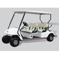 China 4 seaters golf cart with 4 person for sale wholesale