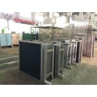 China Plate Type Heat Exchanger Machine Fot Hot Air Warming / Conditioning / Cooling wholesale