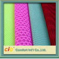 China Softness Comfortable Anti-mosquito 100 Polyester Mesh Fabric Custom Color wholesale