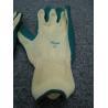 China Работая перчатки безопасности латекса/хлопок блокируют перчатки латекса Кринкле вкладыша wholesale