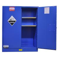 China Safety Corrosive Storage Cabinets , Grounding Flammable Cabinets For Acid Liquid wholesale
