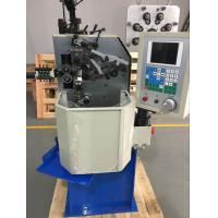 Buy cheap 2-3 aixs CNC compression spring coiling machine with wire capacity 0.07-0.80mm from wholesalers
