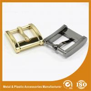 China Пряжка цинка металла размера 30С26.5С19ММ пряжки ОЭМ для обуви аксессуаров сумки wholesale