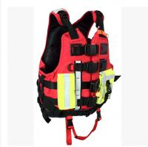 China Adult Flotation Fluid Marine Life Jacket High Brightness Open Sided on sale