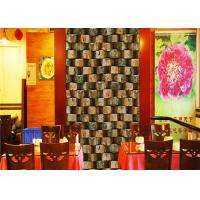 China Eco - Friendly Embossed 3d Brick Effect Wallpaper For Restaurant Background wholesale