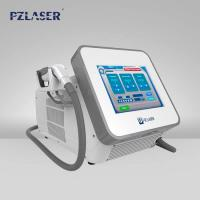 China Cold Therapy Permanent Portable Laser Hair Removal Machines For Unwanted Hair wholesale