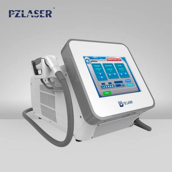 Quality Cold Therapy Permanent Portable Laser Hair Removal Machines For Unwanted Hair for sale