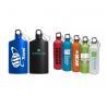 China Aluminium Water Bottle Hiking Outdoor Cycling Sports Cap Flask aluminium Sport Water Bottle wholesale