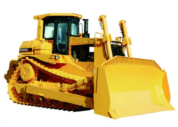 Quality SWD9 Earth Moving Machines Caterpillar tech 53 Ton Crawler Tractor Bulldozer for sale