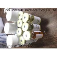 China Boldenone Undecylenate Injectable Anabolic Steroids 300mg / Ml Equipose Finished Fitness wholesale