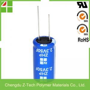 China 5.4V 1F 5.5v 1f 1 Farad 5.5V Super Capacitor ZMP5R4M105MA0818 5.4V 1F on sale