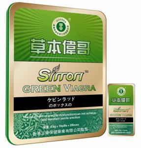 China simon green viagra male enhancer pills wholesale