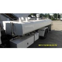 Low Emissions Potable Water Truck Pelled Chassis 0.25 - 0.35 MPa Pressure