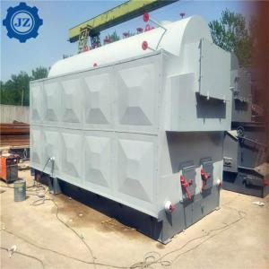 China DZH Type Moving Grate Stoker Waste Palm Fired Steam Boiler For Palm Oil Mill wholesale