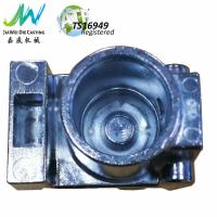 China Custom Aluminum Diecast Spare Parts / Shifting Block for Transmission System on sale